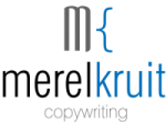Merel Kruit Copywriting - De website van Merel Kruit, Copywriter